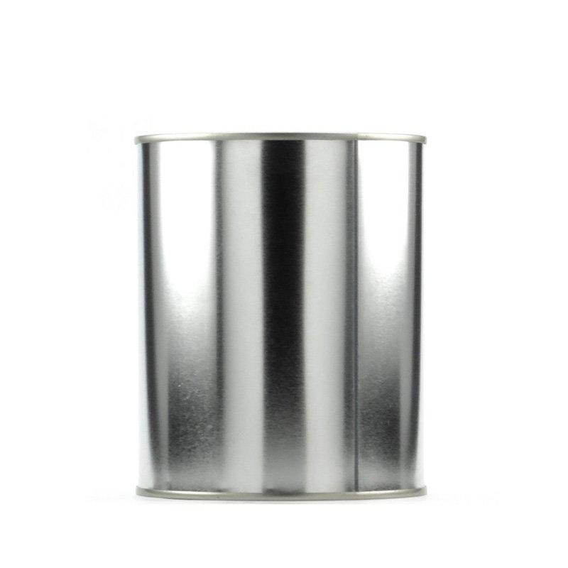 1L Plain Metal Pos/Lis T/Tite Can