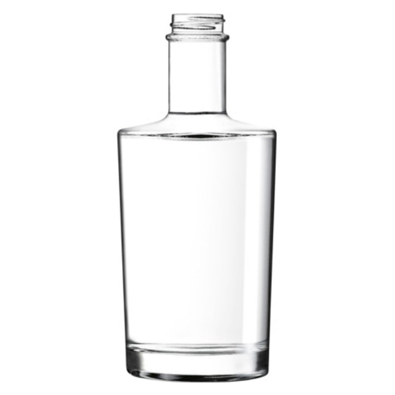 350ml Flint Glass Neos Bottle With 28mm 400 GPI Neck