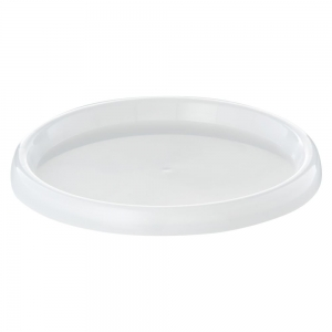 Natural Push On Tub Lid To Suit 800ml & 1.1 Litre Tub