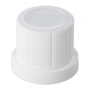 18 DIN TE White Smooth Uni2 Drip Cap
