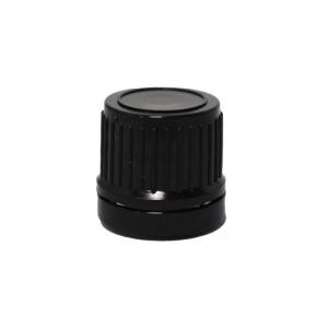 18 DIN TE Black Uni1 Drip Cap