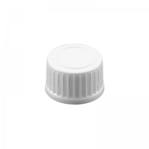 18 DIN White Uni2 Drip Cap
