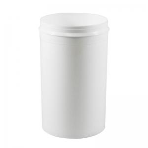 150ml White Pharmavial with 49mm Neck