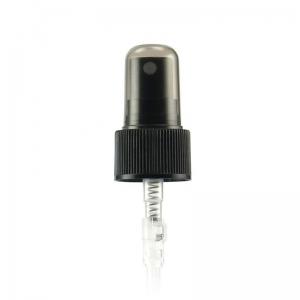 24mm 410 Black Screw Mist Spray With 120mm Diptube FBOG