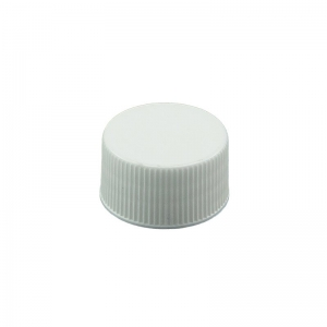 28mm 410 White PP Cello Wadded Screw Cap