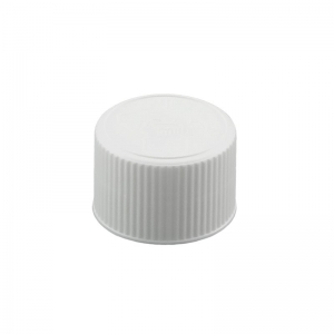 28mm 400 CRC T/E White PP Cello Wadded Screw Cap