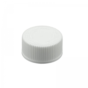 28mm 400 White Cello Wadded Clicloc Screw Cap
