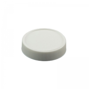 36mm White PP Screw Vial Cap