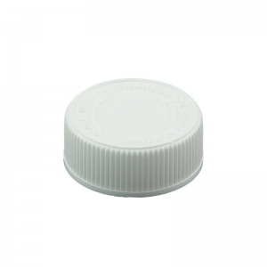 38mm 400 White PP+HDPE Cello Wadded Clicloc Screw Cap