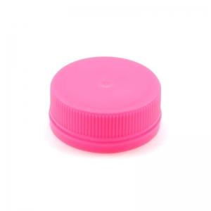 38mm Hot Pink LDPE Petloc Cap
