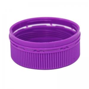 38mm Purple LDPE Petloc Cap