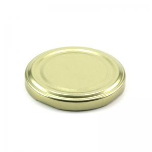 63mm RTS Gold Metal Twist Cap 0.155mm