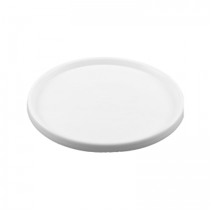 White Push On Pail Lid To Suit A3.6PW
