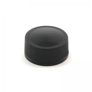 22mm Black PP Screw Cap