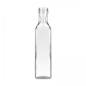 250ml Flint Glass Marasca Bottle