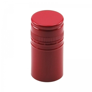 30mm x 60mm BVS Red Stelvin Closure