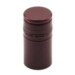 30mm x 60mm BVS Dark Red Stelvin Closure