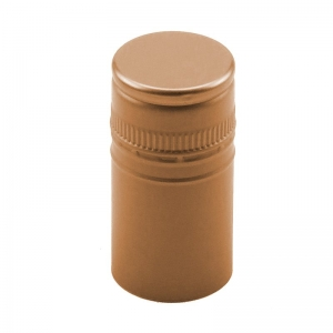 30mm x 60mm BVS Matt Copper Stelvin Closure