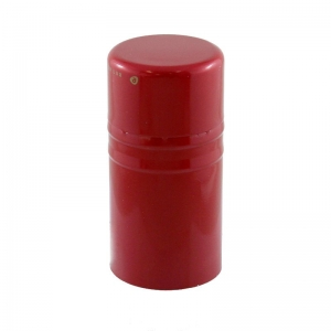 30mm x 60mm BVS Bright Red Stelvin Lux Closure