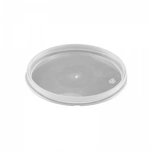 Natural TE Push On Lid To Suit 210-520ml Containers