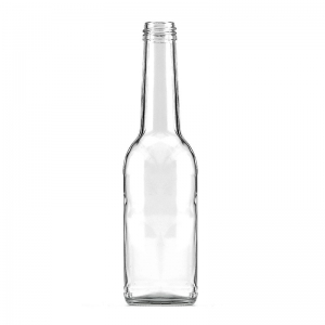 275ml Flint Glass Beverage Bottle With 28mm 1650 ROTE Neck
