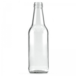 330ml Flint Glass Utility Beverage Bottle With 28mm 1650 ROTE Neck