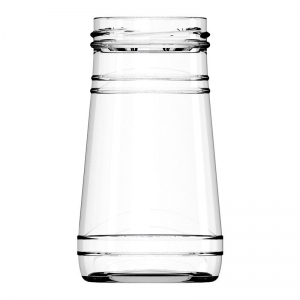 275ml Glass Buckett Jar With 58mm Twist Neck